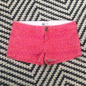 { American Eagle Outfitters } Patterned Shorts